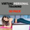 Virtual Personal Training 50 Pack