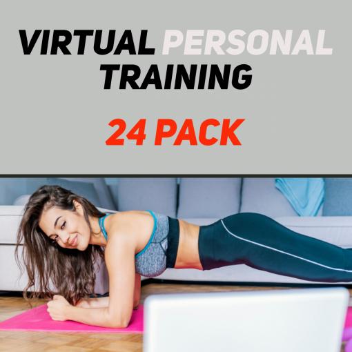 Virtual Personal Training 24 Pack