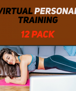 Virtual Personal Training 12 Pack