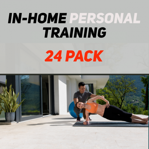 In-Home Personal Training 24 Pack