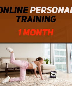 Online Personal Training 1 Month