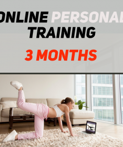 Online Personal Training 3 Months