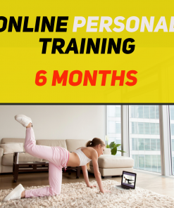 Online Personal Training 6 Months